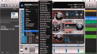 Logic Pro X Tutorial | Ultrabeat