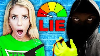 Lie Detector Test on REAL Game Master To REVEAL Truth! (New Clues Found) | Rebecca Zamolo