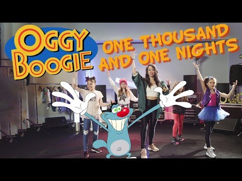 ⭐NEW⭐ Oggy and the Cockroaches  ????Oggy Boogie ???? 1001 Nights ????