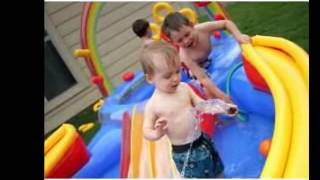 Cheap Kiddie Pools kids on Amazon