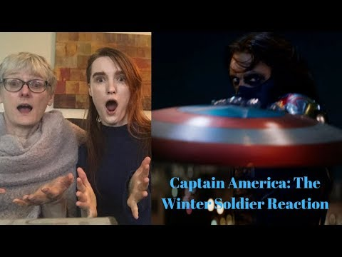 Steve Is A Ninja Turtle! Captain America: The Winter Solider Reaction!