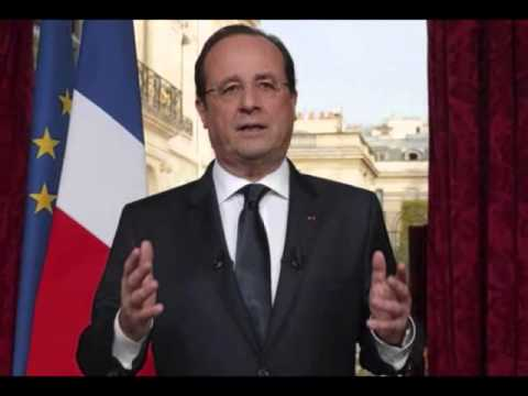 French President Hollande names Valls as new PM | BREAKING NEWS - 1 APRIL 2014