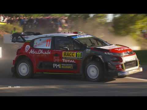 Craig Breen - Flat to the Square Right - Shakedown RallyRACC-Rally de Espana