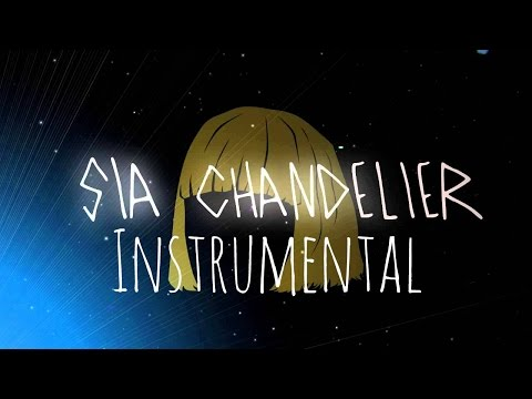 Sia Chandelier Instrumental (FLP+MP3+MIDI)