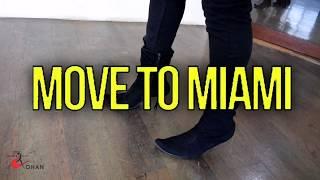 Enrique lglesias-MOVE TO MIAMI (dance video) Choreography by Rohan  thakur
