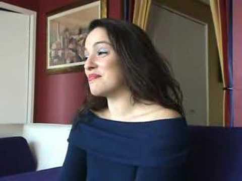 Christina DeRosa Interview, Feb. 1, 2008
