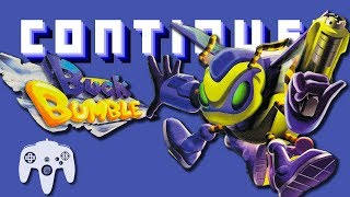 Buck Bumble (N64) - Continue?
