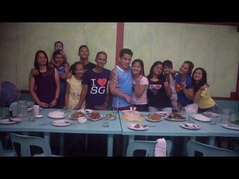 Travel Ni Bogs - Papa Edwin Birthday (Manay Restaurant @ Pakil, Laguna, Philippines)