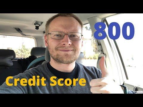 Кредитный рейтинг 800