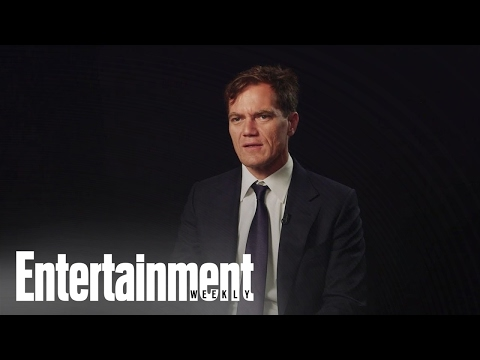 Michael Shannon On His Oscar Nominated 'Nocturnal Animals' Role | Oscars 2017 | Entertainment Weekly