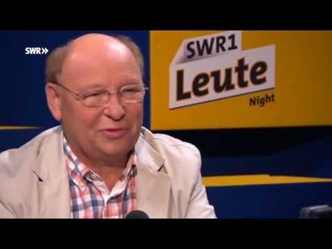"Hans-Joachim ""Hassknecht"" Heist  | SWR1 Leute"