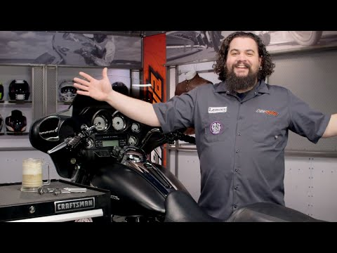 How To Install Grips for Harley at RevZilla.com