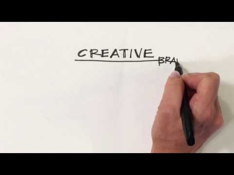 Creative Branding (Illustrated by 26-Letters)