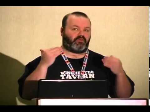 These Go to Eleven: When the Law Goes Too Far (ShmooCon 2013)