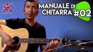 MANUALE di CHITARRA - lezione 2