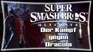 Kampf gegen Dracula #38 ► Super Smash Bros Ultimate Story Mode