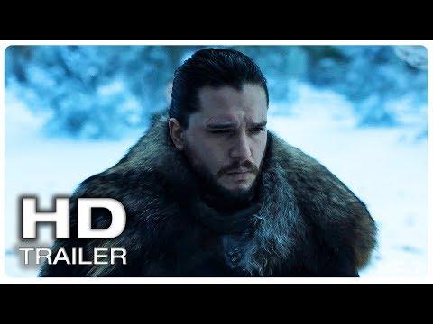 Play GAME OF THRONES Season 8 Jon Snow And Arya Stark Reunited Trailer #2 (NEW 2019) GOT Series HD
