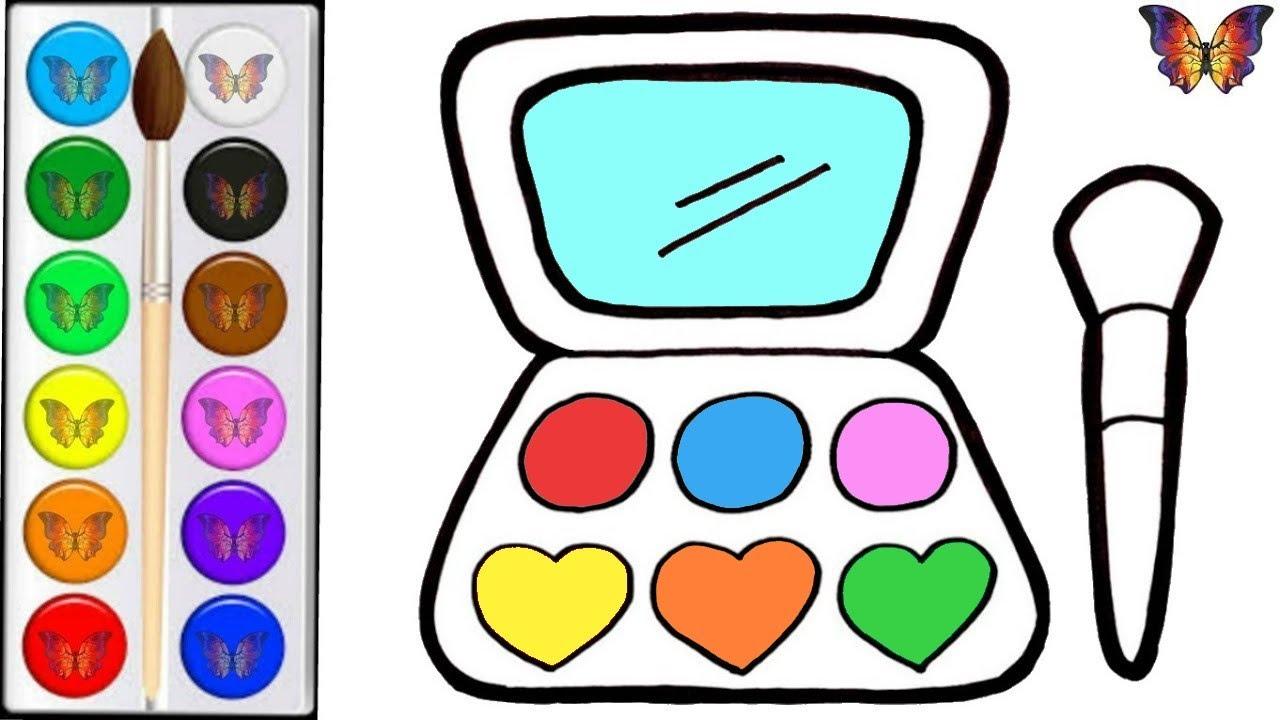 Простая техника рисования для малышей и детей | Сборник раскрасок | Раскраски Малышам.
