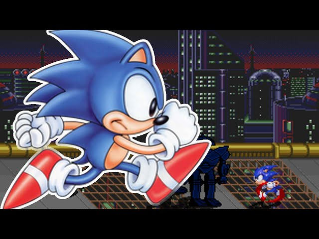 Sonic SatAM Liberations (Sonic Fangame) #SonicMarathon