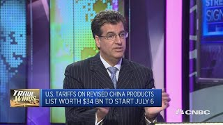 China could 'weaponize' the US political system with trade: Professor | In The News