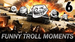 Funny Troll Moments in World of Tanks Blitz #6