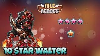 Idle Heroes - 10 Star Walter - Boss Destroyer