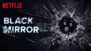 Заставка к сериалу Черное зеркало / Black Mirror Opening Credits