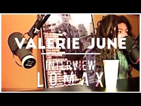 Valerie June - Interview Lomax