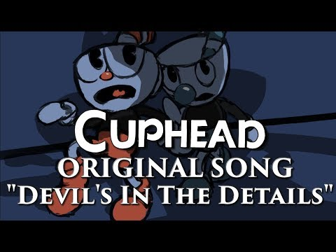 Devil's In The Details - ORIGINAL CUPHEAD JAZZ SONG by RecD