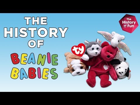 The History of Beanie Babies