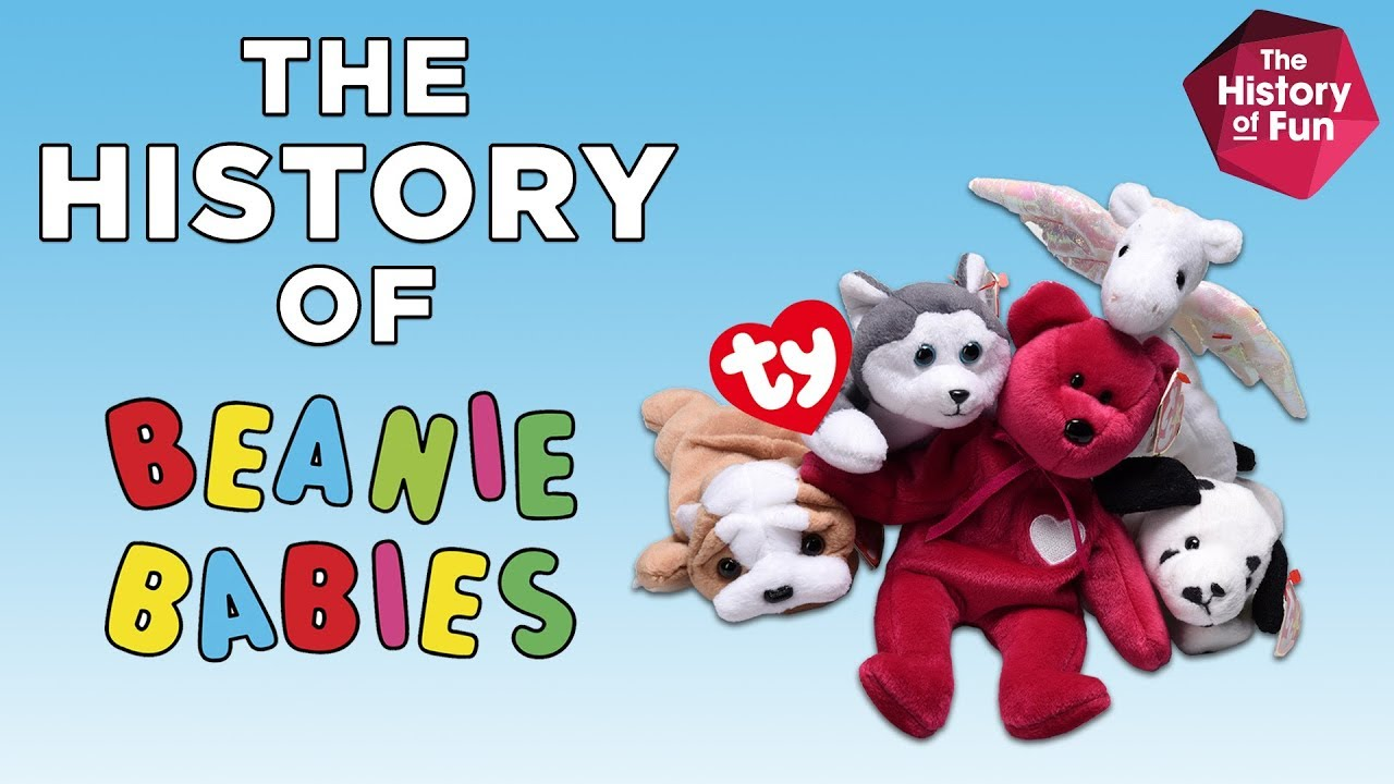 929df86b714 The History of Beanie Babies — The History of Fun