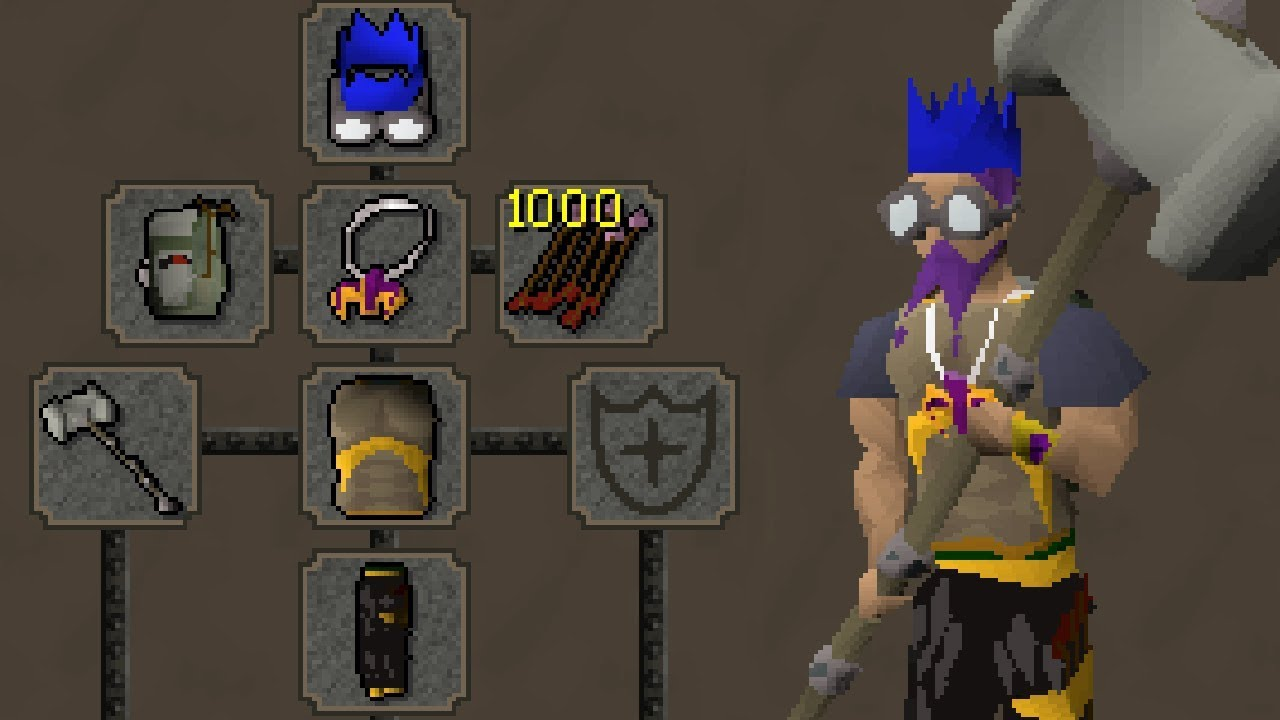 Making a Beginner PKing Account from 0 GP