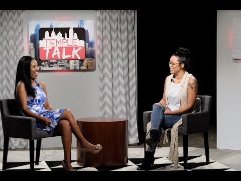 Temple Talk: Aneesa Ferreira & Quincy Harris