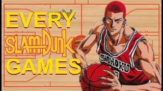 Evolution/History of Slam Dunk Games