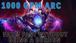 Things I've learned with EG.RTZ'S Arc Warden | Can you farm that fast??