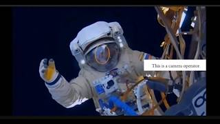 God Is Real.Space Is Fake.Nasa Liars Hanging On Wires #nasalies
