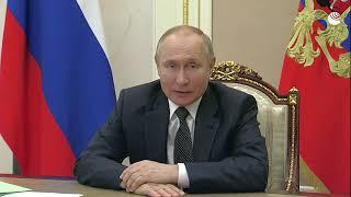 Путин объявил дни между майскими праздниками  нерабочими