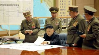 The three potential options to deal with North Korea