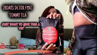 28 DAYS DETOX FLAT TUMMY TEA-JUST ARRIVED