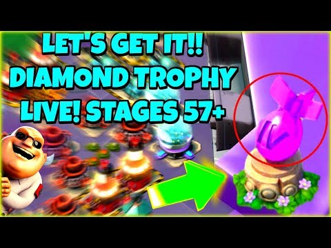 MEGA CRAB LIVE! :: STAGES 57+ :: DIAMOND TROPHY PUSH! :: NEW BOOM BEACH EVENT!