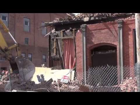 Leominster: Columbia Demolition: Finished