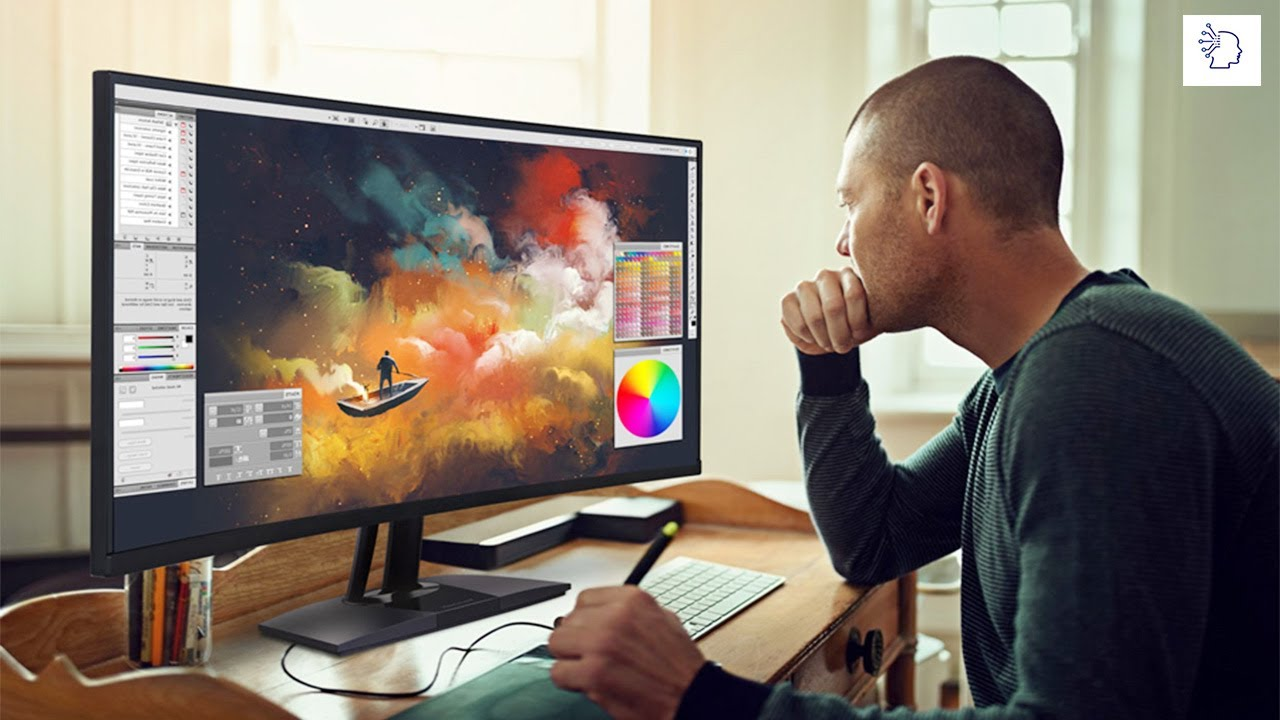 Best Monitors For Graphic Design in 2020 - YouTube