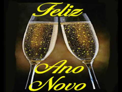 Feliz ano novo youtube for Mural de natal 4 ano