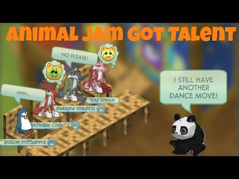 If There Was A Talent Show In Animal Jam