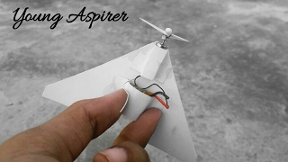 How to make an electric plane that flies