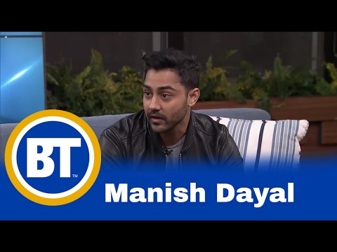 90210's Manish Dayal stars in City TV's 'The Resident'