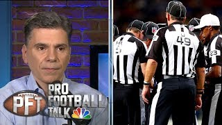 PFT Overtime: Revised pass interference rules could get messy | Pro Football Talk | NBC Sports