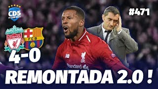 Liverpool vs Barcelone (4-0) LIGUE DES CHAMPIONS - Débrief / Replay #471 - #CD5