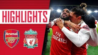 MATCHDAY VIBES | Arsenal 1-1 Liverpool | Sounds of the game