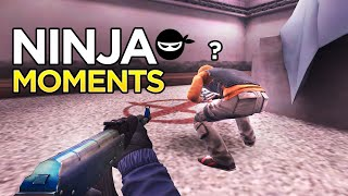 5 Sneaky Ninja Moments in Critical Ops